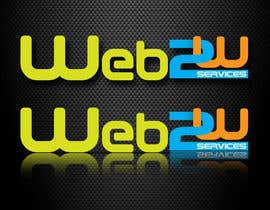 #8 para Design a Logo for Web2W por marcelog4