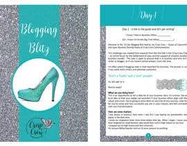 Nro 4 kilpailuun Blogging eBook redesign käyttäjältä ranjeettiger07