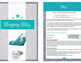 Nro 6 kilpailuun Blogging eBook redesign käyttäjältä ranjeettiger07