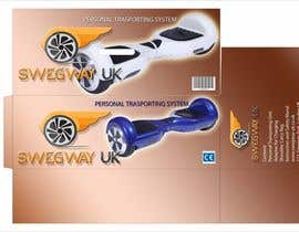 moilyp tarafından Design a Box for a swegway board/electric scooter company için no 17
