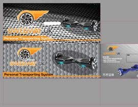 Greenvic tarafından Design a Box for a swegway board/electric scooter company için no 3