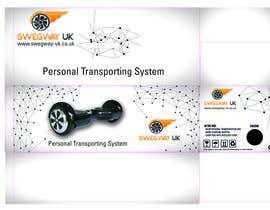 fb55f983a2a688c tarafından Design a Box for a swegway board/electric scooter company için no 12