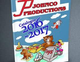 Nro 6 kilpailuun Front Cover wholesaler Toy Catalogue käyttäjältä Valadar