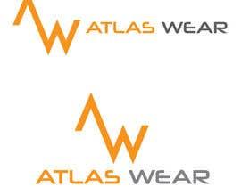Nro 97 kilpailuun Creating Atlas Wear Logo (Fitness Company) käyttäjältä azfarhassan5