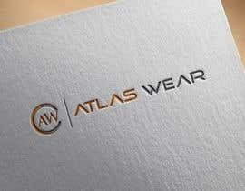 Nro 69 kilpailuun Creating Atlas Wear Logo (Fitness Company) käyttäjältä Angelbird7