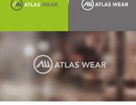 Nro 104 kilpailuun Creating Atlas Wear Logo (Fitness Company) käyttäjältä babugmunna