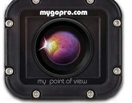 #63 for Design a Logo for MYGoPro.com by jorgejeandet