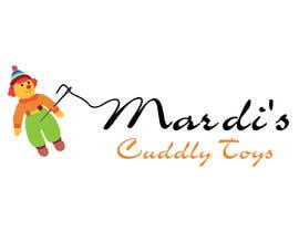 #33 for Design a Logo for a start up, online, handmade, soft toy business by Vanai