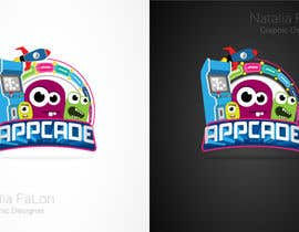 #97 para Logo Design for Appcade por NataliaFaLon