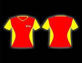 Nro 11 kilpailuun Design a soccer Jersey käyttäjältä Maryadipetualang