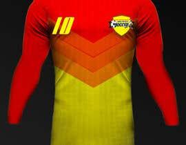 Nro 22 kilpailuun Design a soccer Jersey käyttäjältä Rhandyv
