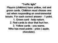 Contest Entry #3 for Idea for children game about recycling/ sustainable development