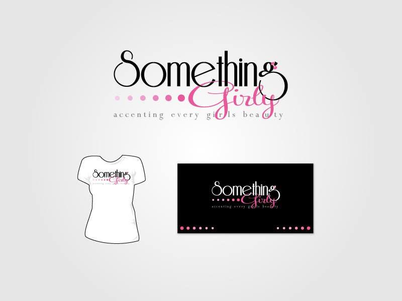 Inscrição nº                                         268                                      do Concurso para                                         Logo Design for Something Girly