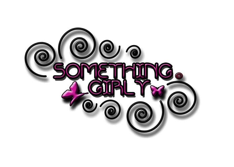 Inscrição nº                                         121                                      do Concurso para                                         Logo Design for Something Girly