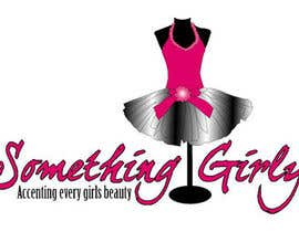 #146 pentru Logo Design for Something Girly de către JulieSneeden