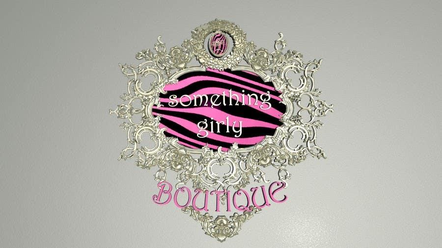 Inscrição nº                                         234                                      do Concurso para                                         Logo Design for Something Girly