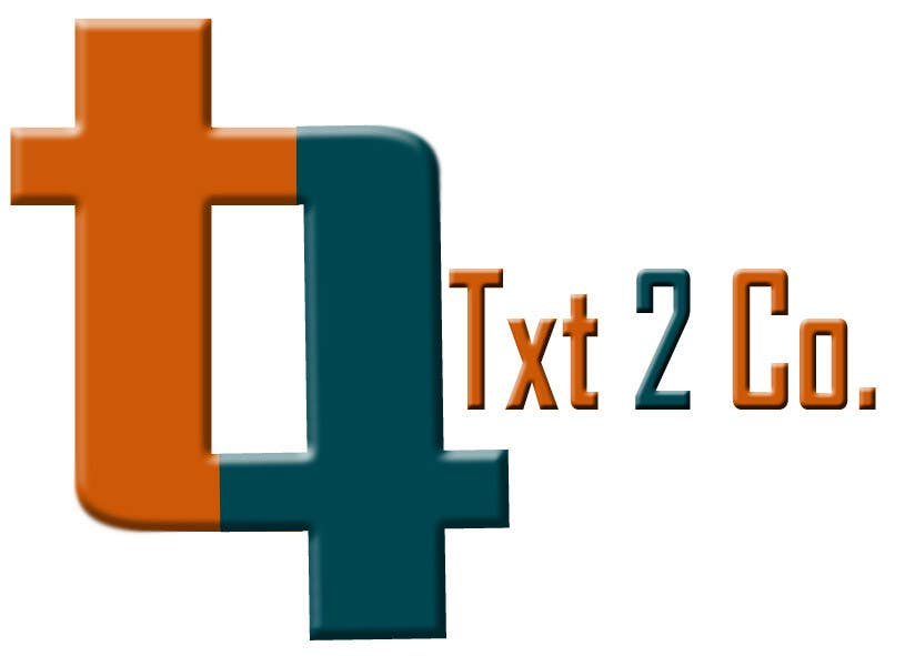 Конкурсная заявка №449 для Logo Design for Txt2 Co.