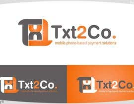 nº 505 pour Logo Design for Txt2 Co. par innovys