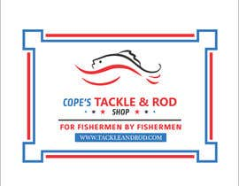 #41 for Re-Designing a Fishing Logo Graphic by murtazaraj52
