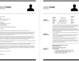dzordzijasavic tarafından Design & Update a Resume için no 12