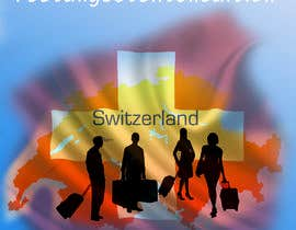 Nro 18 kilpailuun Design an E-Book Cover for a Guide about the emigration to Switzerland käyttäjältä samra321