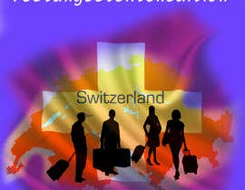 Nro 20 kilpailuun Design an E-Book Cover for a Guide about the emigration to Switzerland käyttäjältä samra321