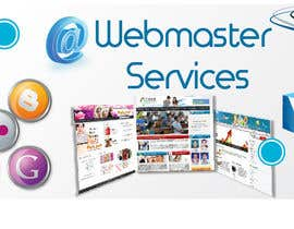 #14 para Design a Banner for website slider - Webmaster Services por vaibzs