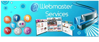 Graphic Design Contest Entry #17 for Design a Banner for website slider - Webmaster Services