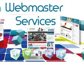 #18 para Design a Banner for website slider - Webmaster Services por vaibzs