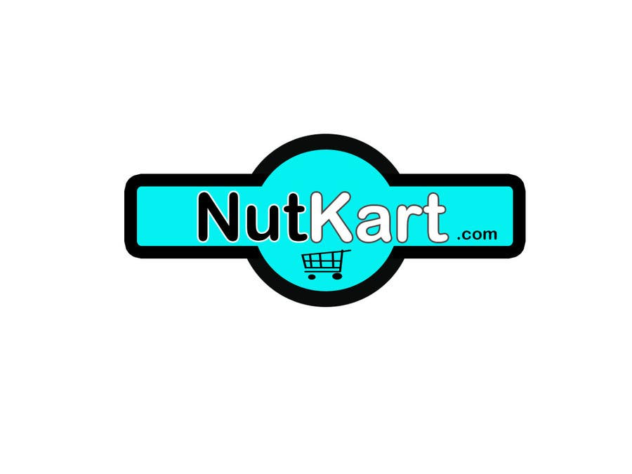 Kilpailutyö #30 kilpailussa Design a logo for NutKart