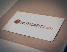 Nro 34 kilpailuun Design a logo for NutKart käyttäjältä wephicsdesign