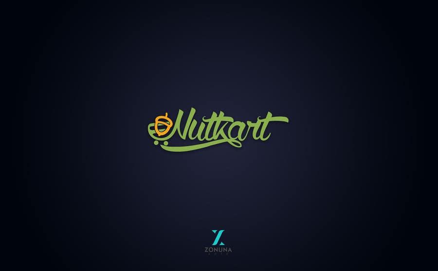 Kilpailutyö #9 kilpailussa Design a logo for NutKart