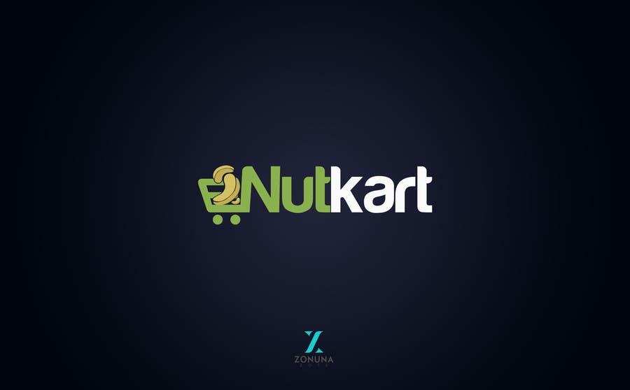 Kilpailutyö #27 kilpailussa Design a logo for NutKart