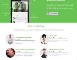 Nro 1 kilpailuun One web page design käyttäjältä lassoarts