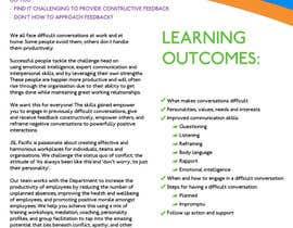 phthai tarafından Design a training flyer için no 18