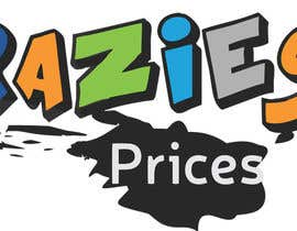 #10 for Design a Logo for http://craziestprices.com by egarpoy