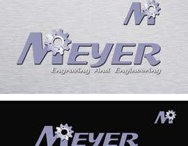 #25 para Meyer Engraving And Engineering Logo por ayubouhait