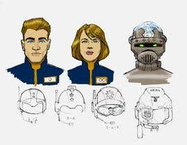 elinavarro tarafından Design Game Characters (Profile portrait Pics) için no 7