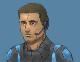 ceronejuan tarafından Design Game Characters (Profile portrait Pics) için no 16
