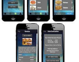 #15 cho Design an App Mockup for Restaurant bởi sharpBD