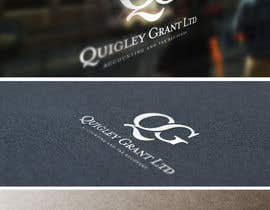#109 para Logo Design for Quigley Grant Limited por maidenbrands