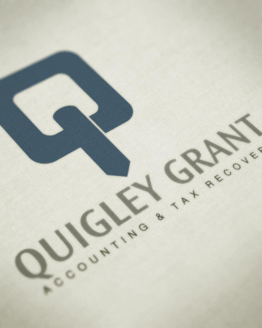 Inscrição nº 341 do Concurso para Logo Design for Quigley Grant Limited
