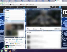 #5 for Design a Twitter background for my site af cbomediano