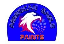 Graphic Design Contest Entry #15 for Design a Logo for AMERICAN EAGLE PAINTS