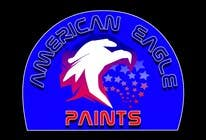 Graphic Design Contest Entry #16 for Design a Logo for AMERICAN EAGLE PAINTS