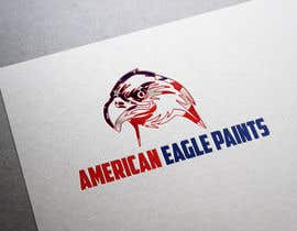 #25 for Design a Logo for AMERICAN EAGLE PAINTS by LogoFreelancers
