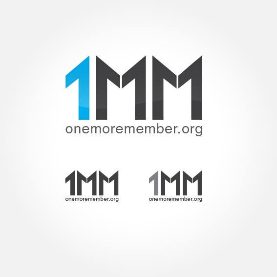 Contest Entry #                                        101                                      for                                         Logo Design for One More Member (onemoremember.org)