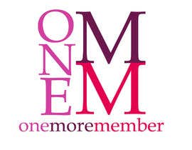 #64 untuk Logo Design for One More Member (onemoremember.org) oleh Adriaticus
