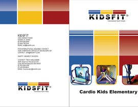#16 para KidsFit Brochure making and Catalogue redesigning por NexusDezign