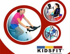 nº 10 pour KidsFit Brochure making and Catalogue redesigning par barinix